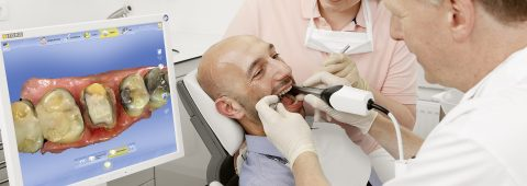 Same Day Dentistry with CEREC